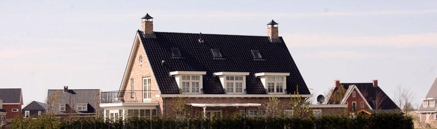 Thunderbouw dakkapel zolder kozijnen